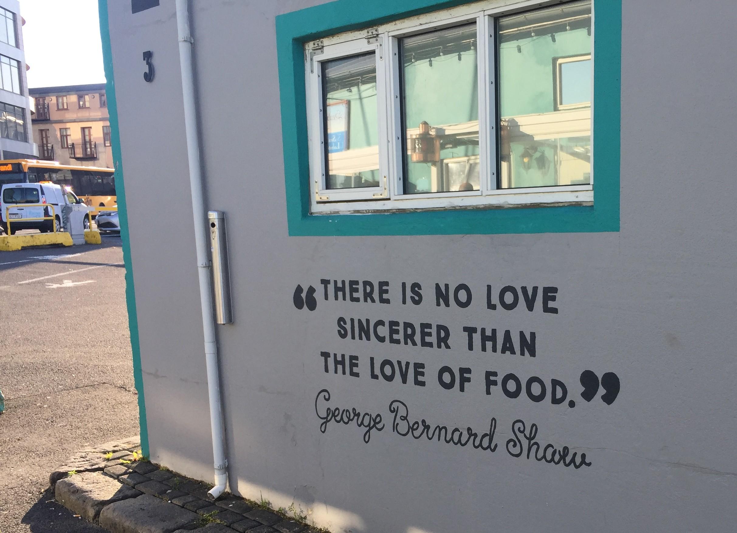 George Bernard Shaw Keine Liebe Ist Aufrichtiger Als Die